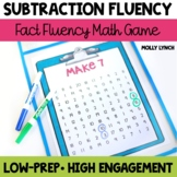 Circling Differences Math Game