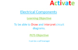 Circuit Components Lesson