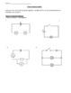 Circuit Drawing Practice Worksheet
