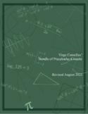 Circuit Training - Precalculus / Trigonometry Bundle!