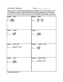 Circuit Training - Trigonometric Identities
