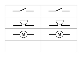 Circuit symbols Lesson plan and Flashcards