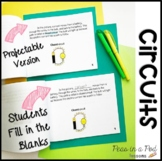 Circuits ⭐ Electricity Distance Learning