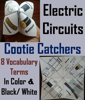 Electrical Circuits Activity (Electricity Unit)