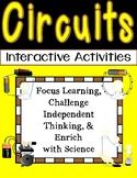 Circuits Activities
