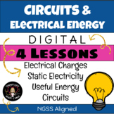 Circuits DIGITAL NGSS Science Interactive Notebook & Journal