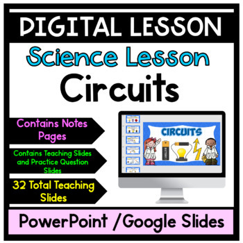 Circuits - Electrical Circuits with Notes