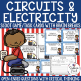 Circuits & Electricity Scoot Game/Task Cards