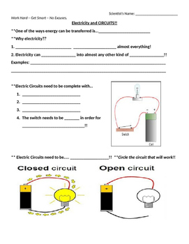Circuits Guided Notes