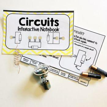Circuits Interactive Notebook