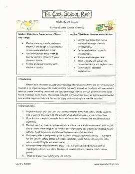 Circuits Lesson Plan / Activity