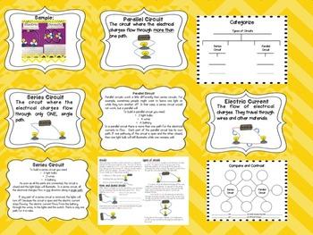 Circuits Print-and-go Craftivity