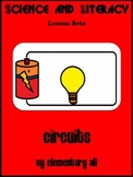 Circuits: Science and Literacy Lesson Set (STAAR and Common Core)