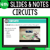 Circuits Slides & Notes 4th Grade | Bonus Distance Learning