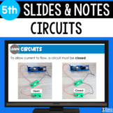 Circuits Slides & Notes 5th Grade | Distance Learning