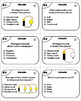 Electricity and Circuits Task Cards (Electricity Unit)