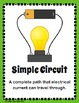 Circuits and Electricity Poster Pack