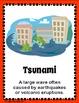 Natural Disasters Poster Pack