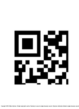 Circuits and Light QR Code Puzzle