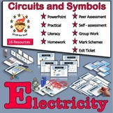 Current Electricity - Electrical Circuits and Symbols - Mi