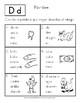 Circula la Palabra: Ejercicios de Letra Manuscrita