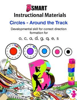 Circular Letter Formation