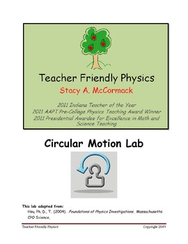 Circular Motion Lab