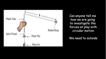 Circular Motion and Centripetal Force