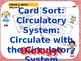 Circulate with the Circulatory System