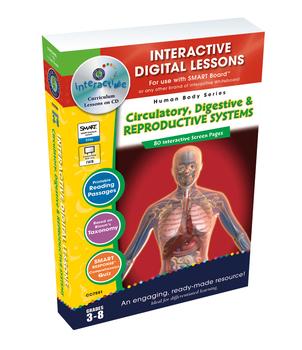 Circulatory, Digestive & Reproductive Systems - MAC Gr. 3-8