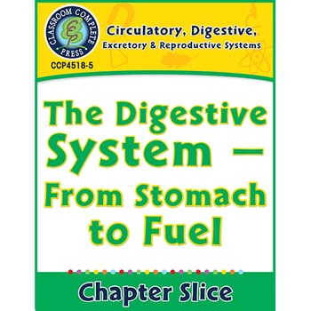 Circulatory, Digestive & Reproductive Systems: From Stomac