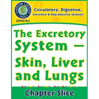 Circulatory, Digestive & Reproductive Systems: Skin, Liver