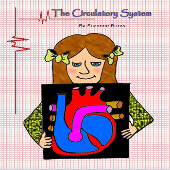 Human Body: Circulatory System - Interactive Notebook