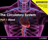 PPT - Circulatory System (ADVANCED) - Blood, Blood Vessels