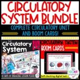 Circulatory System Unit & Boom™ Card BUNDLE