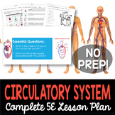 Circulatory System Complete 5E Lesson Plan