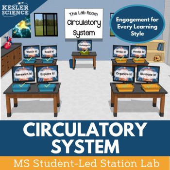 Circulatory System Student-Led Station Lab