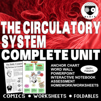 Circulatory System Complete Unit