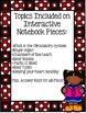Circulatory System Interactive Notebook
