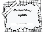 Circulatory System: Interactive Notebooks