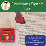 Circulatory System Lab Activity