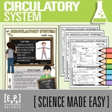 Circulatory System Made Easy- Student Notes and Powerpoint