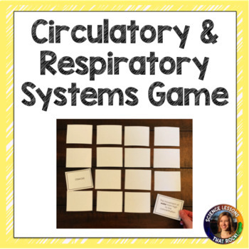 Circulatory system game teaching resources teachers pay teachers circulatory system matching game circulatory system matching game ccuart Choice Image