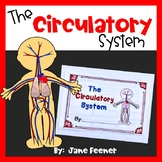 Circulatory System Note taker/Booklet