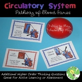 Circulatory System- Pathway of Blood Games