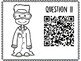 Circulatory System QR Code Hunt (Content Review or Notebook Quiz)