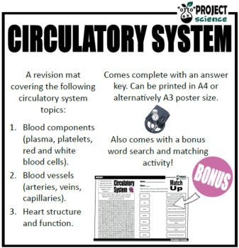 Circulatory System Revision Mats