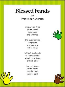 poema de Francisco X Alarcón