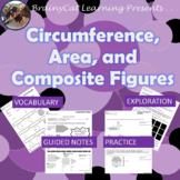 Circumference, Area and Composite Figures