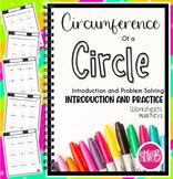 Circumference, Diameter and Radius